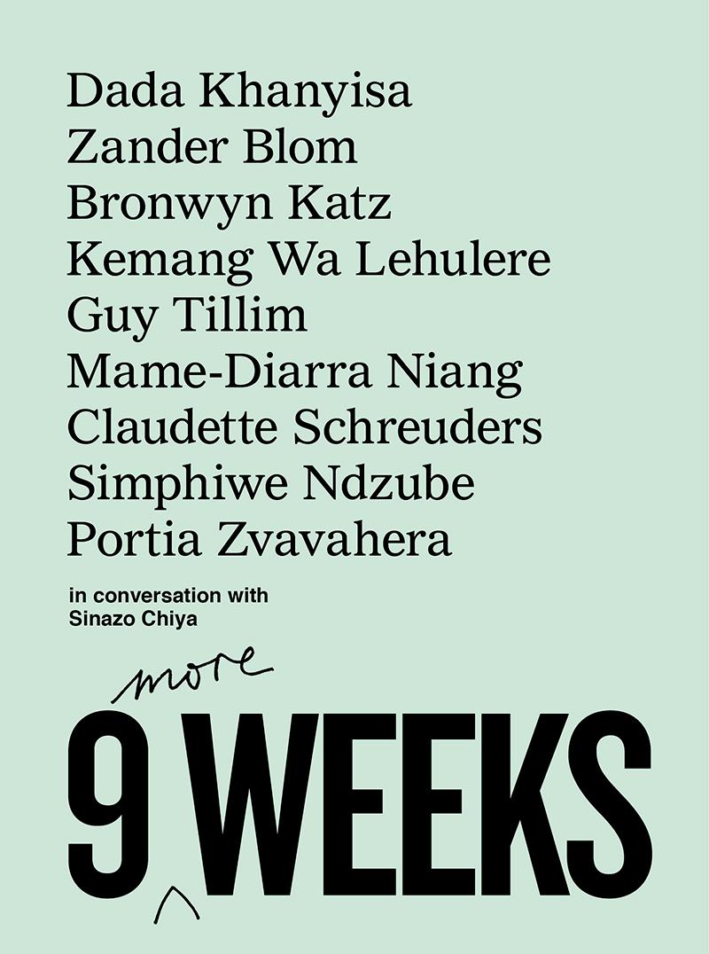 9 More Weeks