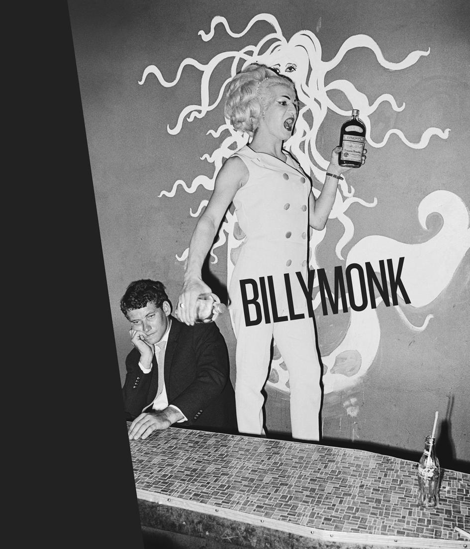 Billy Monk