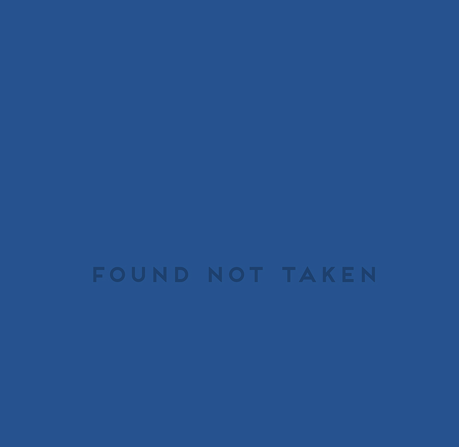 Found Not Taken