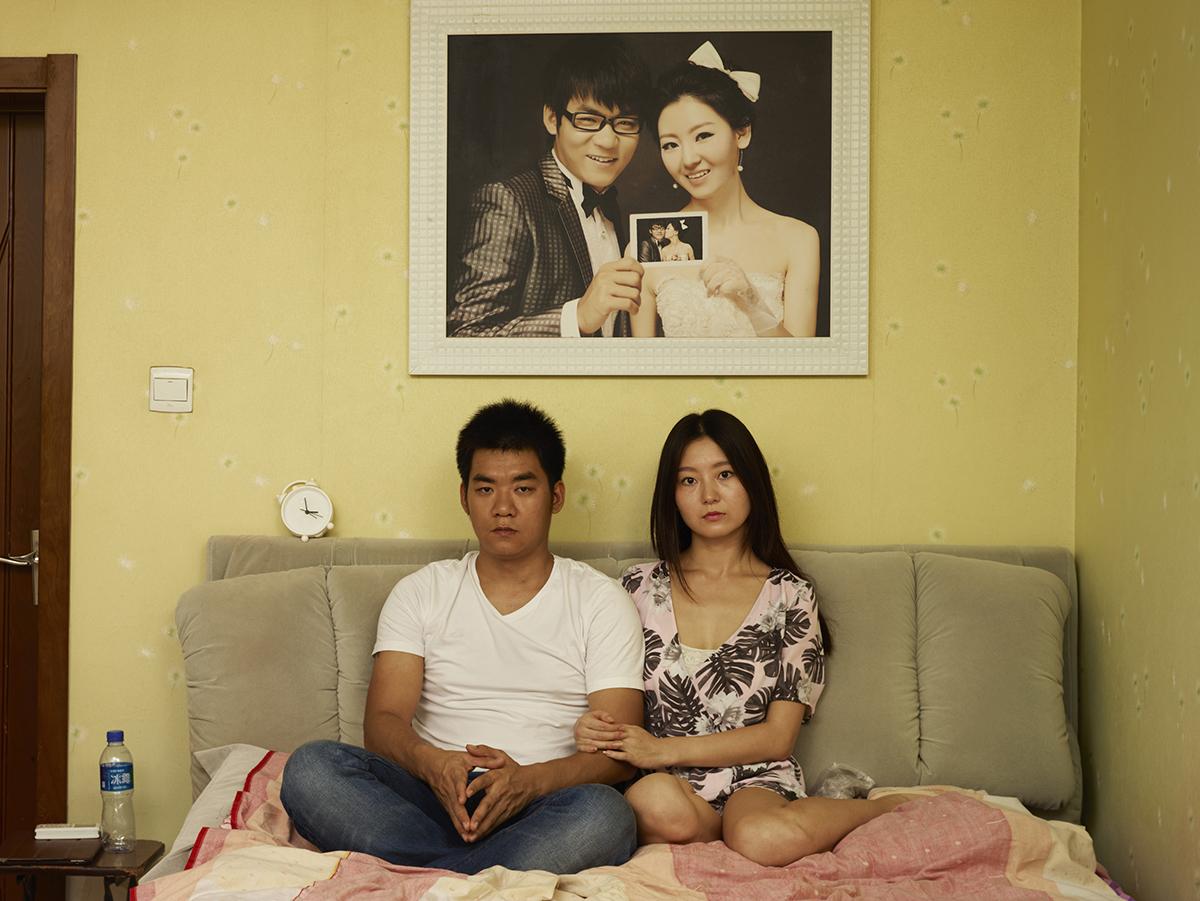 - Mr and Mrs Guo, Beijing, 2015-16,