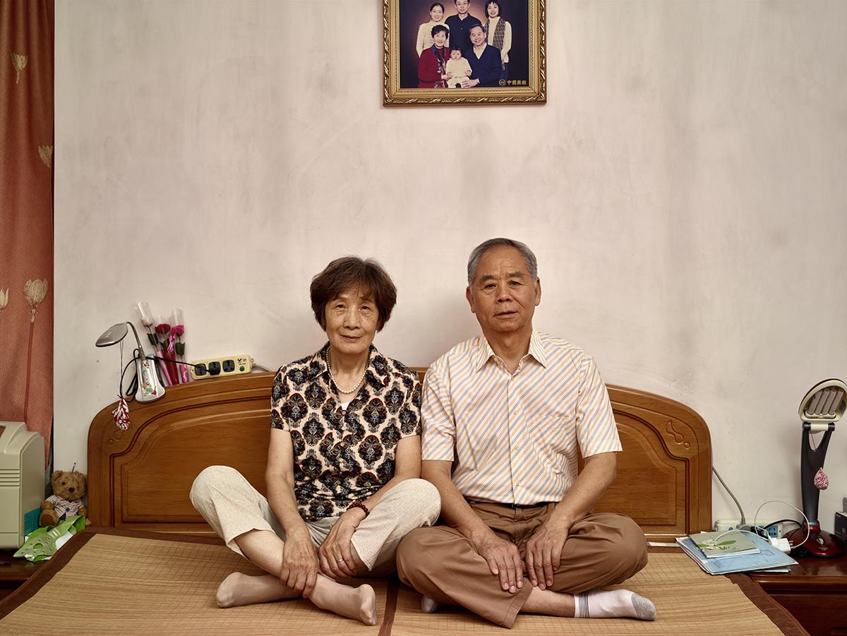 - Mrs and Mr Zhou, Beijing, 2015-16,