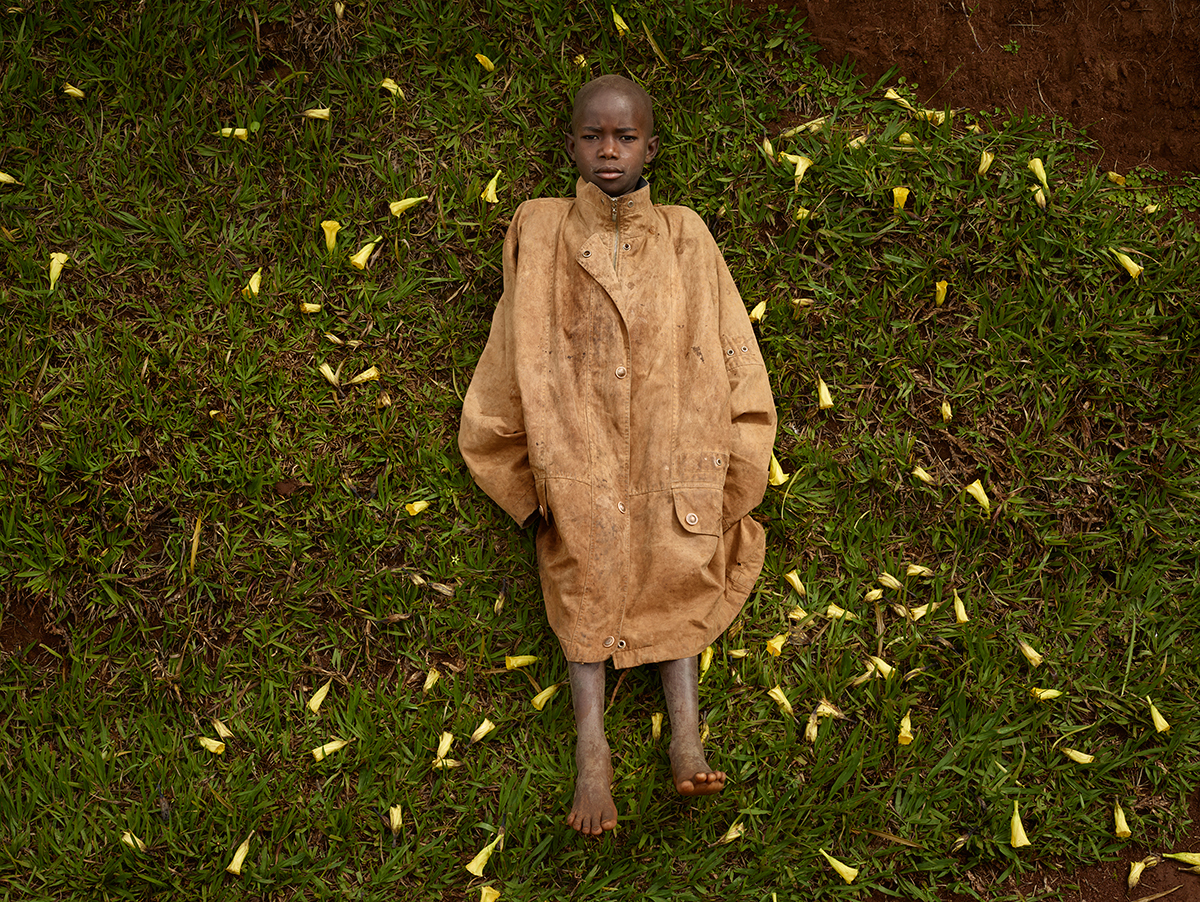 - Portrait #1, Rwanda, 2014,