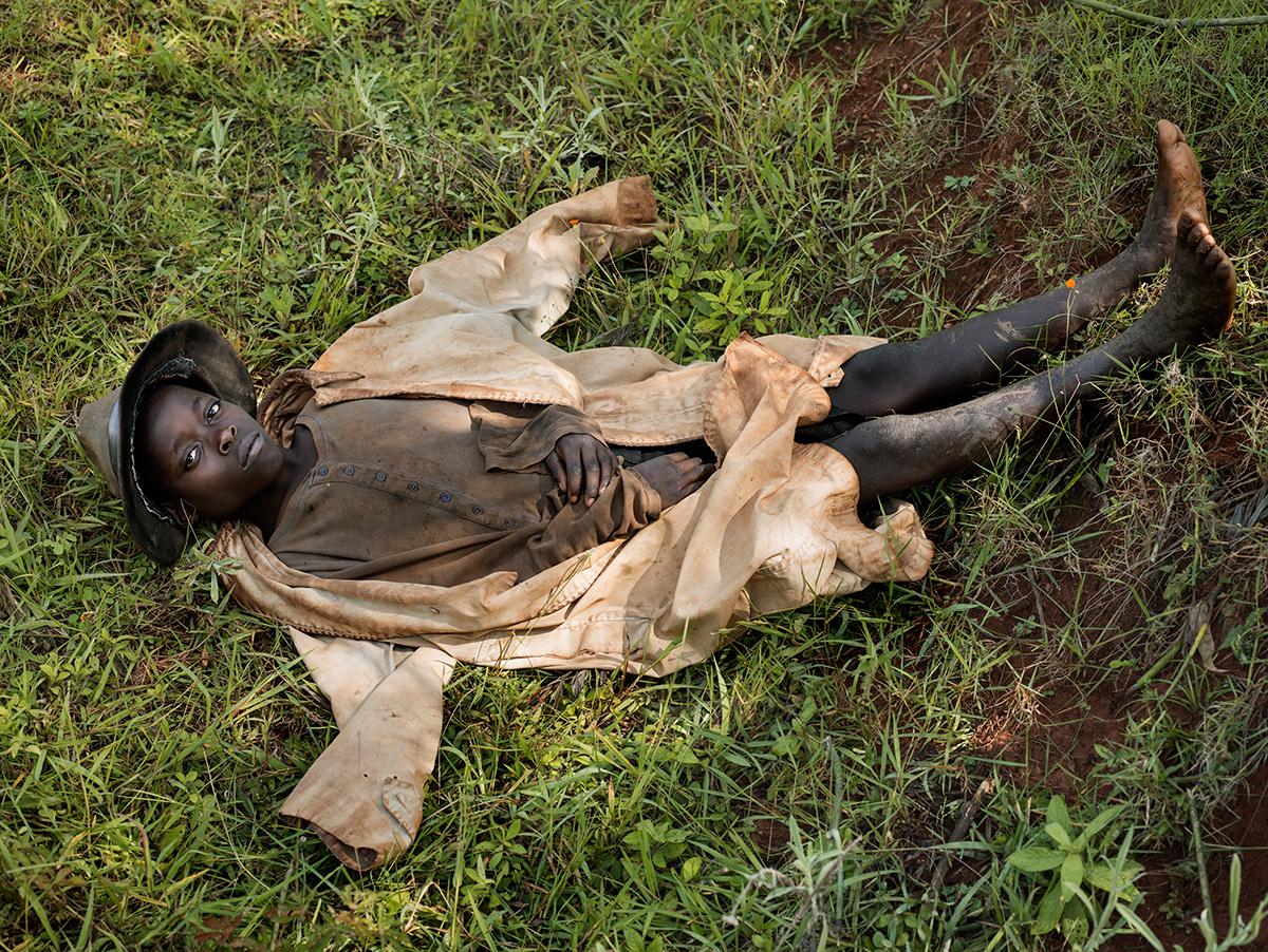 - Portrait #10, Rwanda, 2015,