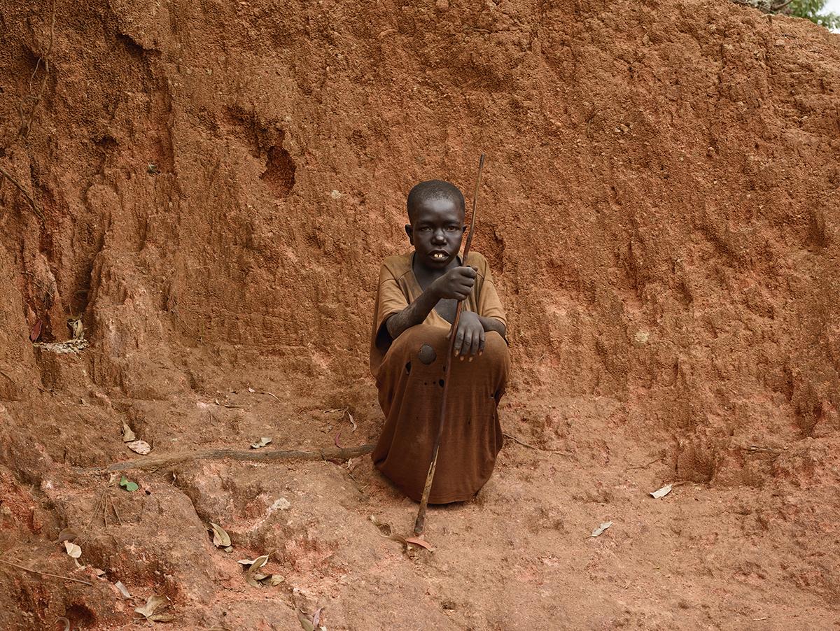 - Portrait #22, Rwanda, 2014,