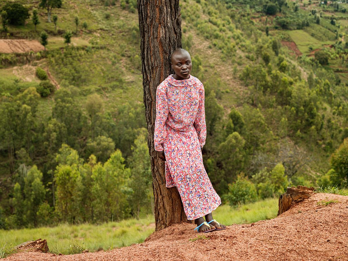 - Portrait #9, Rwanda, 2015,