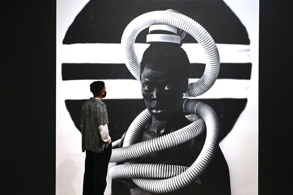 Zanele Muholi Walks In With the Ancestors by Puma Dineo Gqola