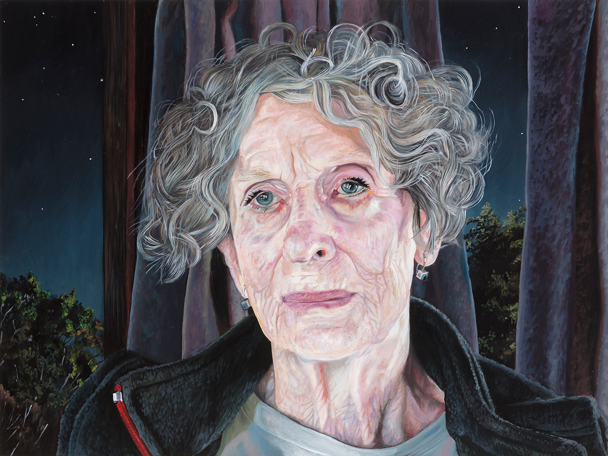 Deborah Poynton - Portrait of a Model 7, 2018