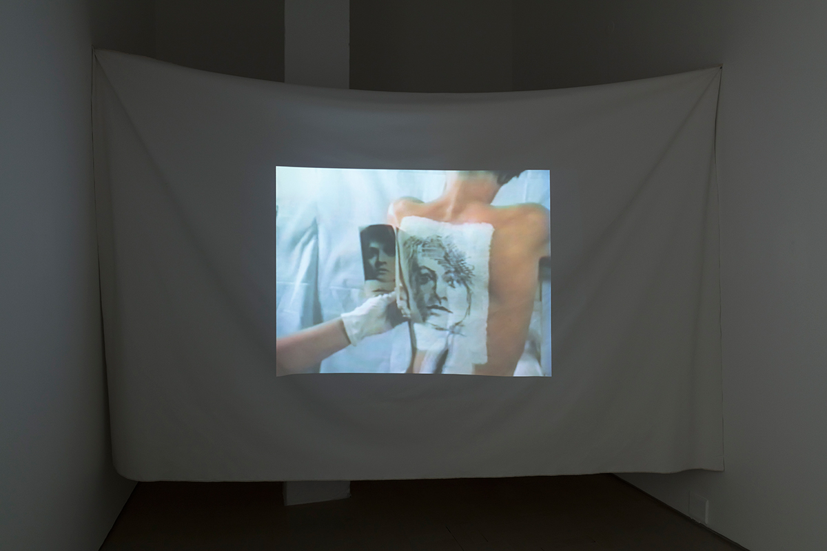 Penny Siopis, Per Kind Permission, installation view
