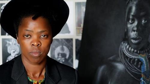 Zanele Muholi at the KZNSA