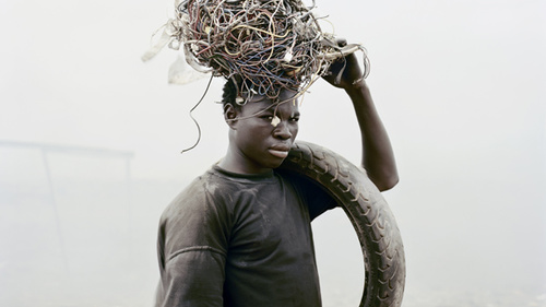 Pieter Hugo at the J. Paul Getty Museum