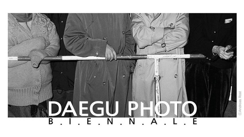 Sassen and Chagas at the Daegu Photo Biennale
