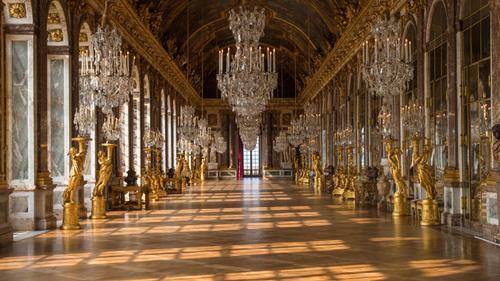 Viviane Sassen at the Palace of Versailles