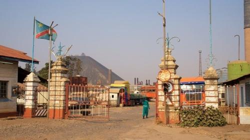 Portia Zvavahera in Lubumbashi
