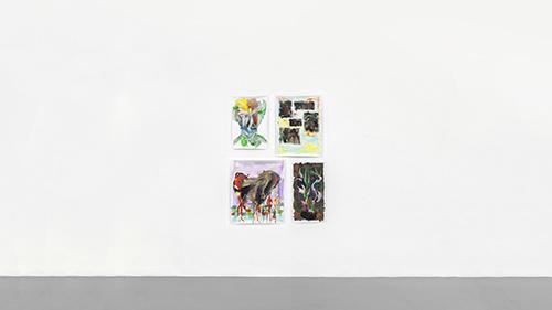Zander Blom at Signs and Symbols