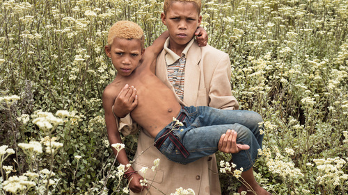 Pieter Hugo in Dancing with at the Dead The Lock-Up
