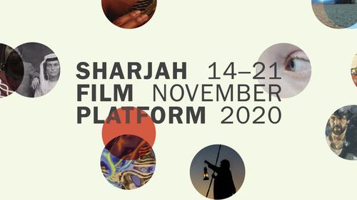 Simon Gush in Sharjah Film Platform 3