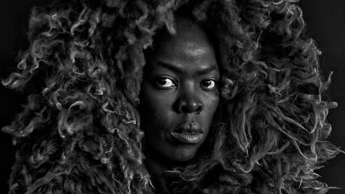 Zanele Muholi at the Prince Claus Fund Gallery 2018