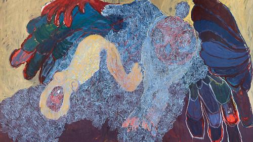 Portia Zvavahera at Minneapolis Institute of Art