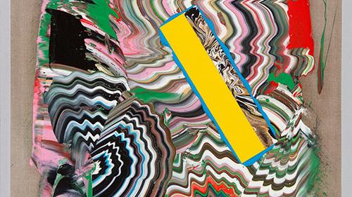 Zander Blom at Galerie Hans Mayer