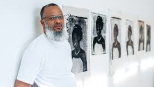 Meleko Mokgosi appointed appointed Associate Professor in Painting/Printmaking at Yale