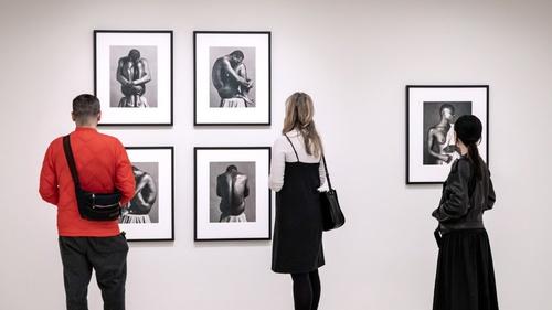 Zanele Muholi in  Implicit Tensions, Guggenheim