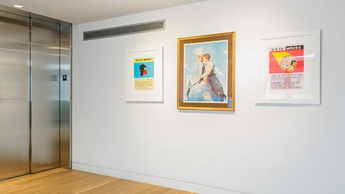 Anton Kannemeyer at Rennie Collection