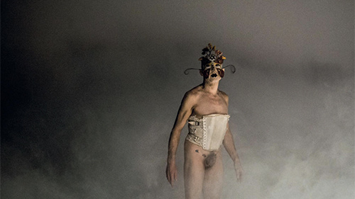 Steven Cohen at Bordeaux Opéra