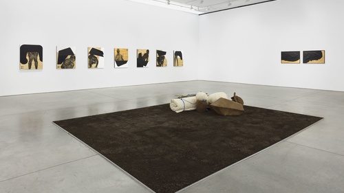 Black Migrant by Serge Alain Nitegeka