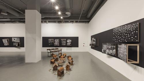 Kemang Wa Lehulere at the 15th Istanbul Biennial