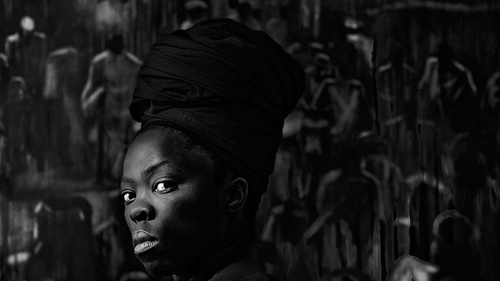 Zanele Muholi Lucie Award for Humanitarian Photography
