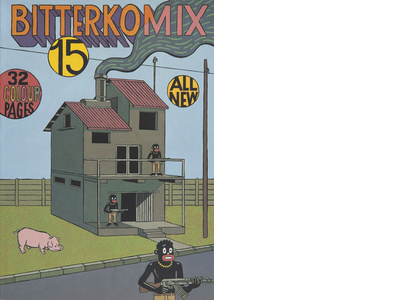 Bitterkomix 15