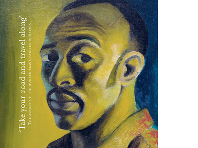 The advent of the modern black painter in Africa