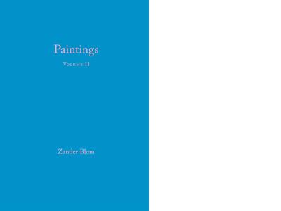 Paintings Volume II