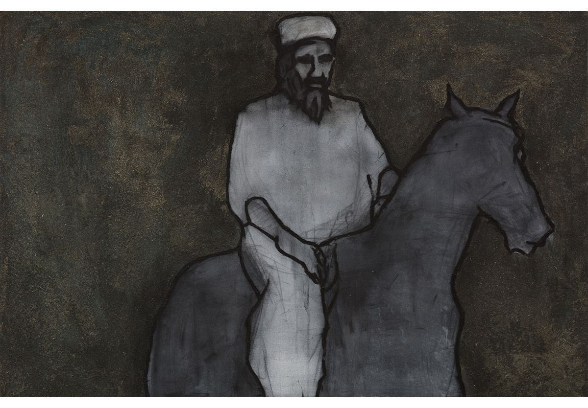- The Man on the Trojan Horse, 2015