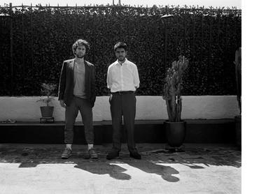 Two friends, Oaxaca