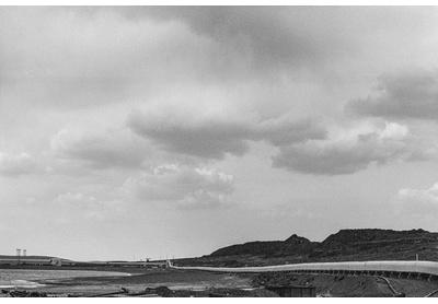 Letseng diamond mine dam, Mokhotlong