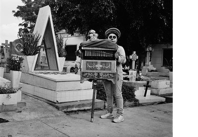 The Organ-grinder, Oaxaca