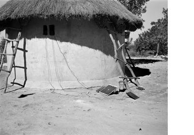The Activist's house, Masvingo