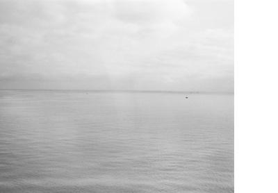Quiet sea, Namibe