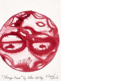 """Strange Fruit"" by Billie Holiday"