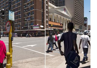 Anton Lembede Street, Durban, 2016