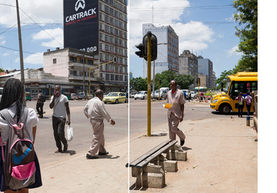Avenida Eduardo Mondlane, Maputo, 2017