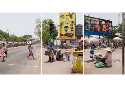 Entebbe Road, Accra, May 2017