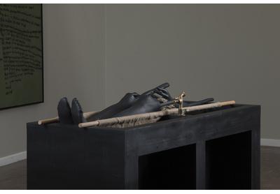 Crime Scene (detail)