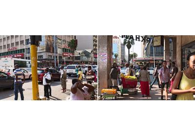 Dr Pixley Kaseme Street, Durban, 2016