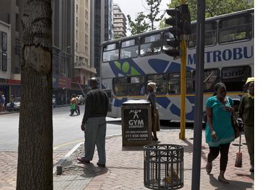 Eloff Street, Johannesburg, 2014