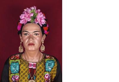 Fake Frida. Mexico City, 2019