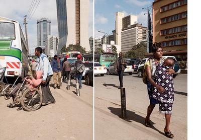 Haile Selassie Avenue, Nairobi, 2016
