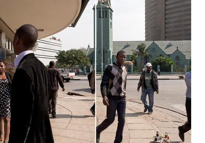 Julius Nyerere Way, Harare, 2016