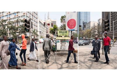 Kenyatta Avenue, Nairobi, 2016